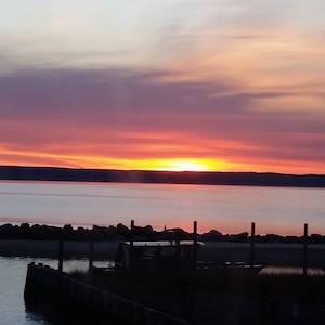Jan. 31, 7:02 a.m., New Suffolk