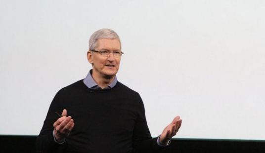 apple transcript Tim Cook shareholders 2021