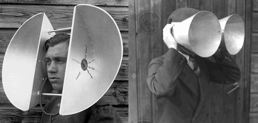 vintage ear horns