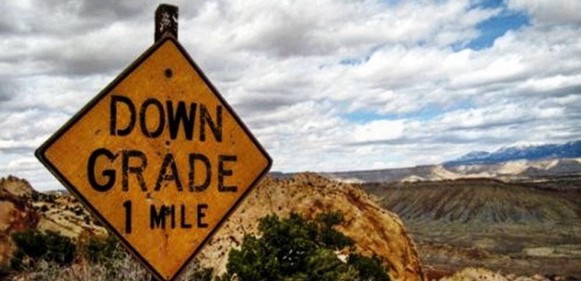 downgrade sign hsbc downgrade