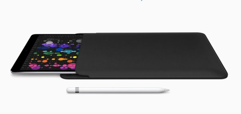 iPad and pen