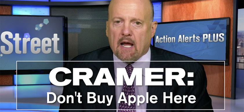 jim cramer effect