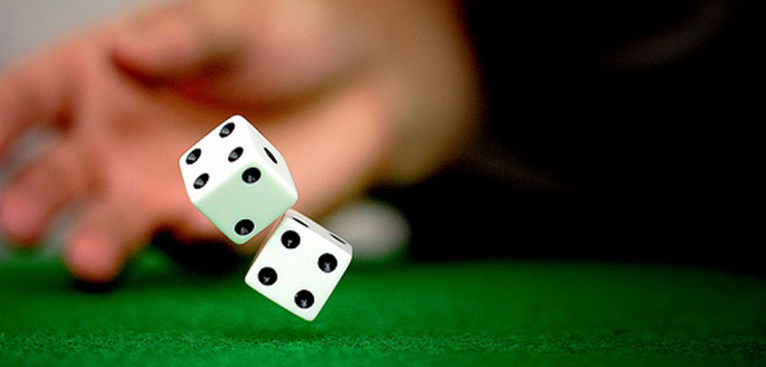 hedge funds roll dice