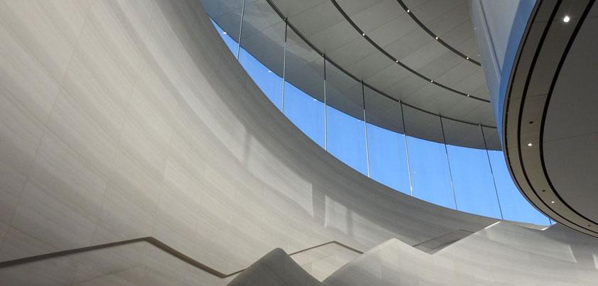 architects tour