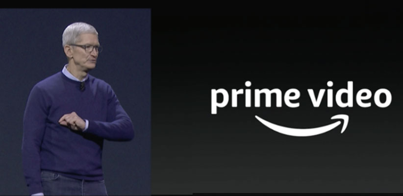 Amazon prime video medion tv