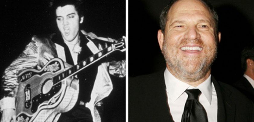 Apple Elvis Harvey Weinstein