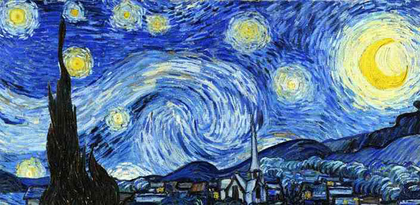 starry night stellar success