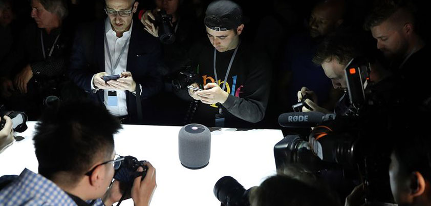 apple's homepod unveiling