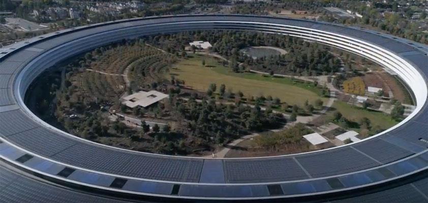 Howb To Tour Apple Campus