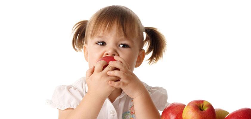 eating apple's trading volume