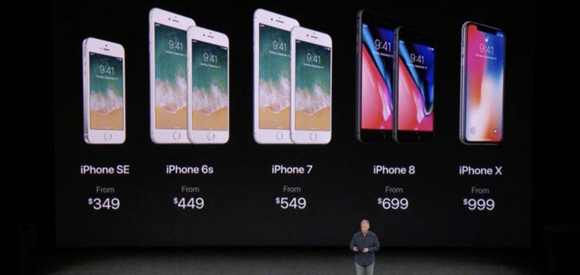 Katy Huberty prices the 2019 iPhones