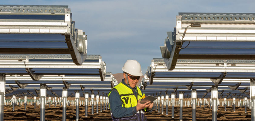 Chinese trade war renewable energy