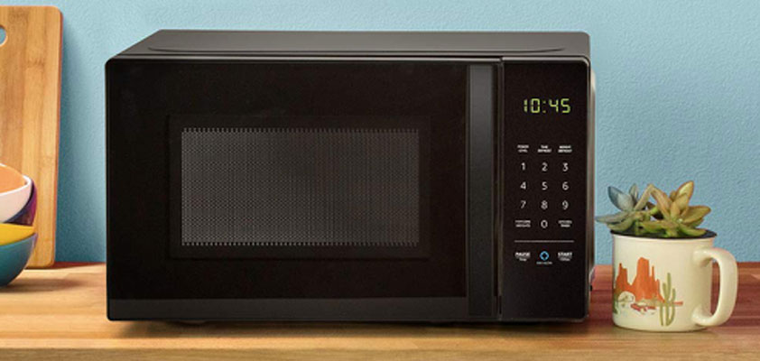 alexa-powered microwave