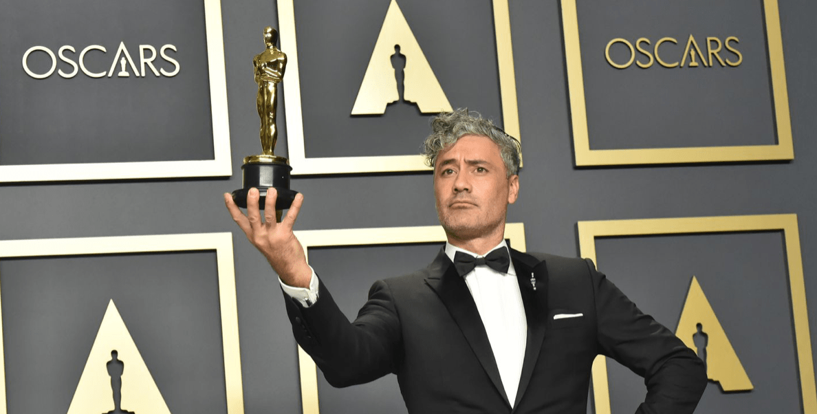 apple keyboards oscars Taika Waititi