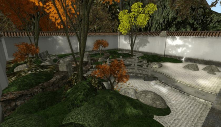 apple walled garden zen