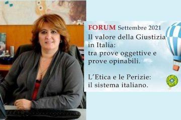 Dr.ssa Marina Baldi, Genetista medico e forense, CTU Tribunale di Roma, Coordinatrice ENPAB e Docente INPEF.