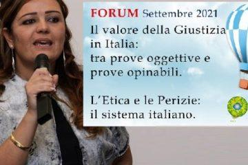 Dr.ssa Francesca De Rinaldis, Criminologa, Consulente tecnico, Psicologa forense e Docente INPEF