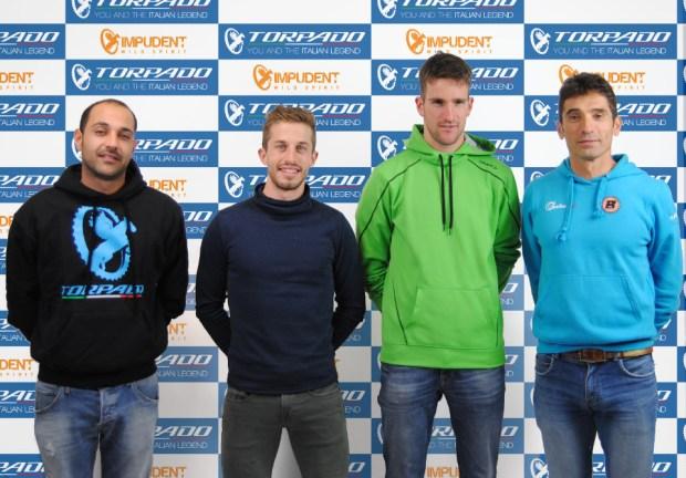 Torpado Gabogas UCI MTB Team