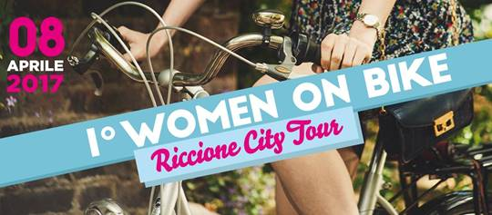 Riccione Women On Bike