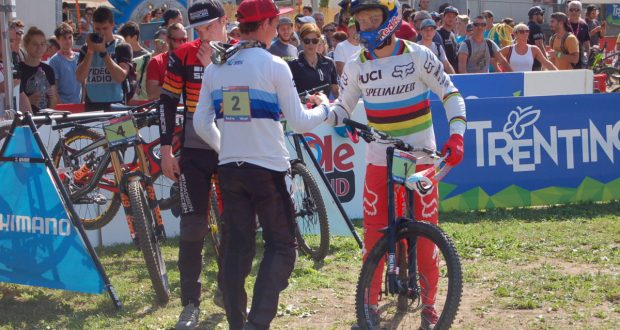 Mondiali MTB UCI Val di Sole DH Junior