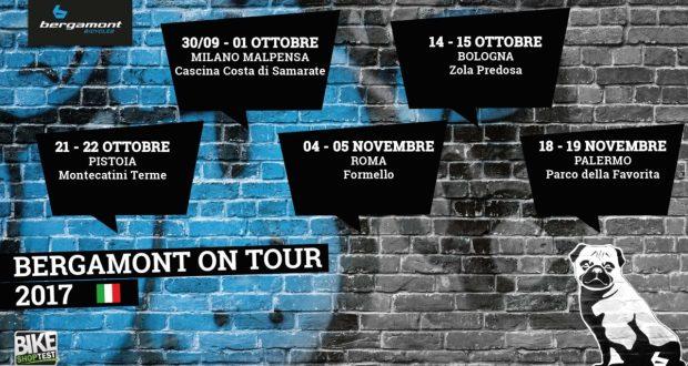 BERGAMONT on Tour