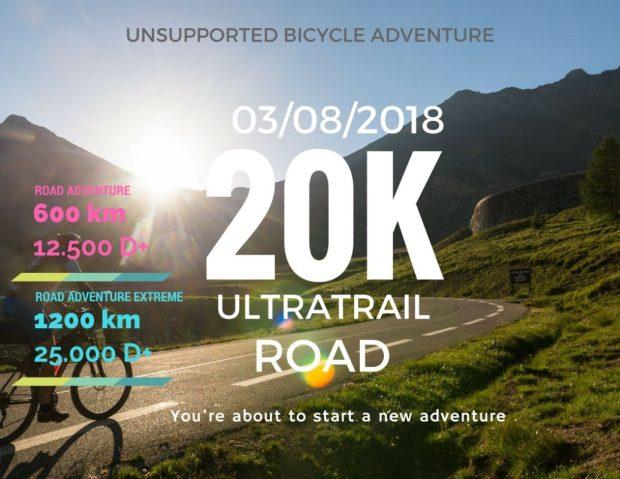 20k Ultratrail Road