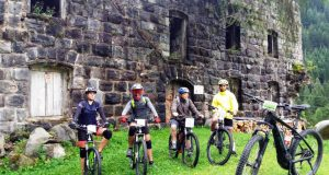 E-Bike Tour Val di Fassa