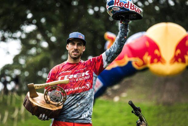 Red Bull Hardline Gee Atherton