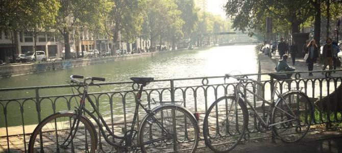 ¡4 itinerarios para descubrir París en bici!