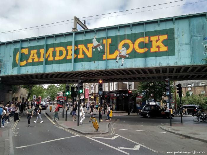 Candem Town Londres en 3 días