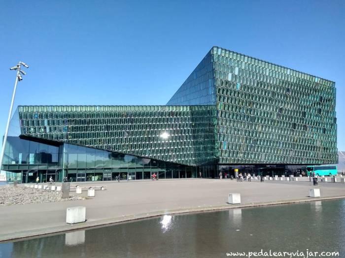 Harpa Reykjavik en 1 día