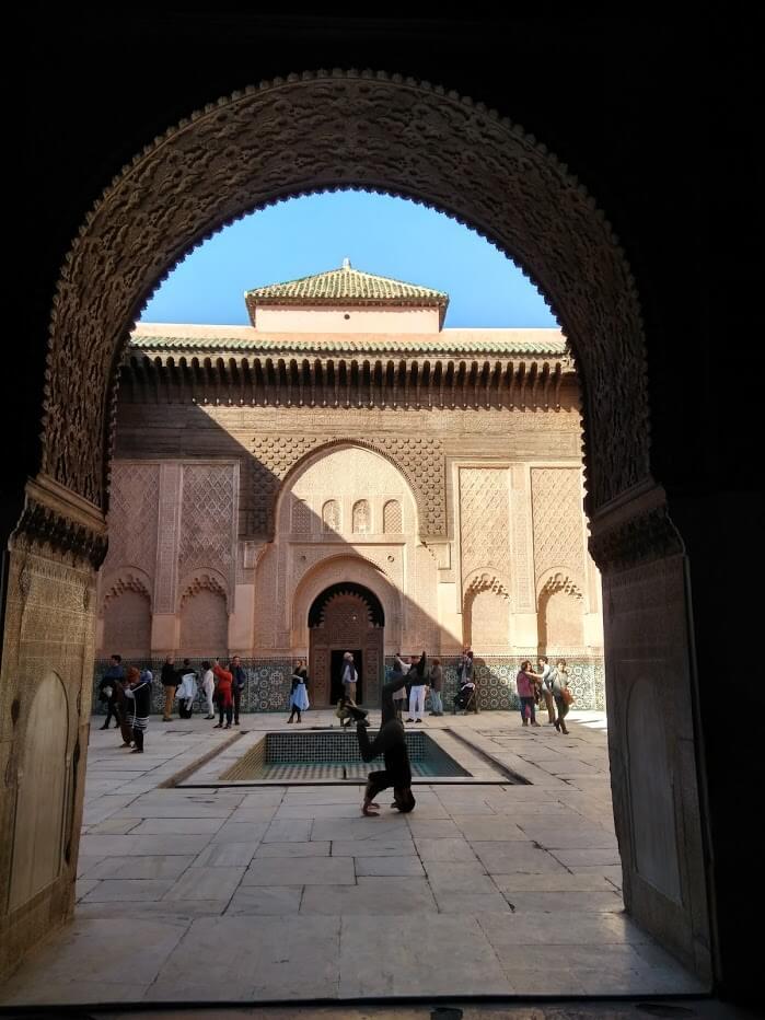 Marrakech Madrasa Ben Youssef