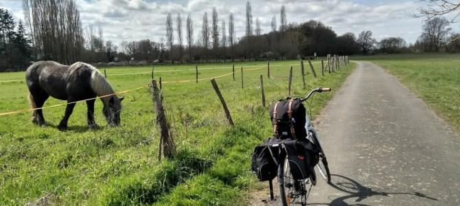 Cómo viajar con la bici en tren en Francia