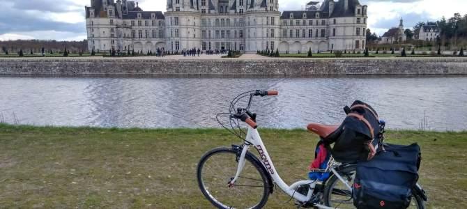 Ruta de los Castillos del Loira en bicicleta: Orleans – Blois