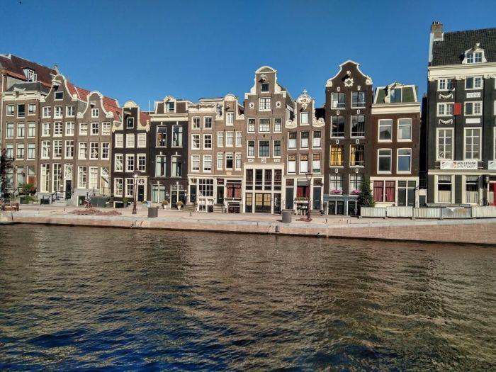 Resumen viajero 2018 - Amsterdam