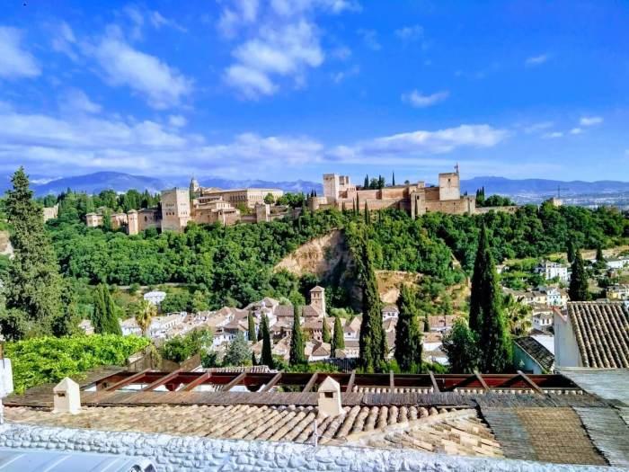 Resumen viajero 2018 - Alhambra
