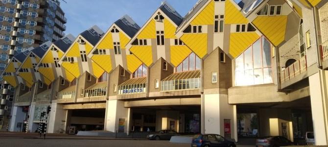 Dónde dormir en Rotterdam