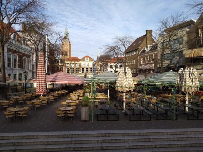 Qué ver en La Haya Plaza Grote Markt