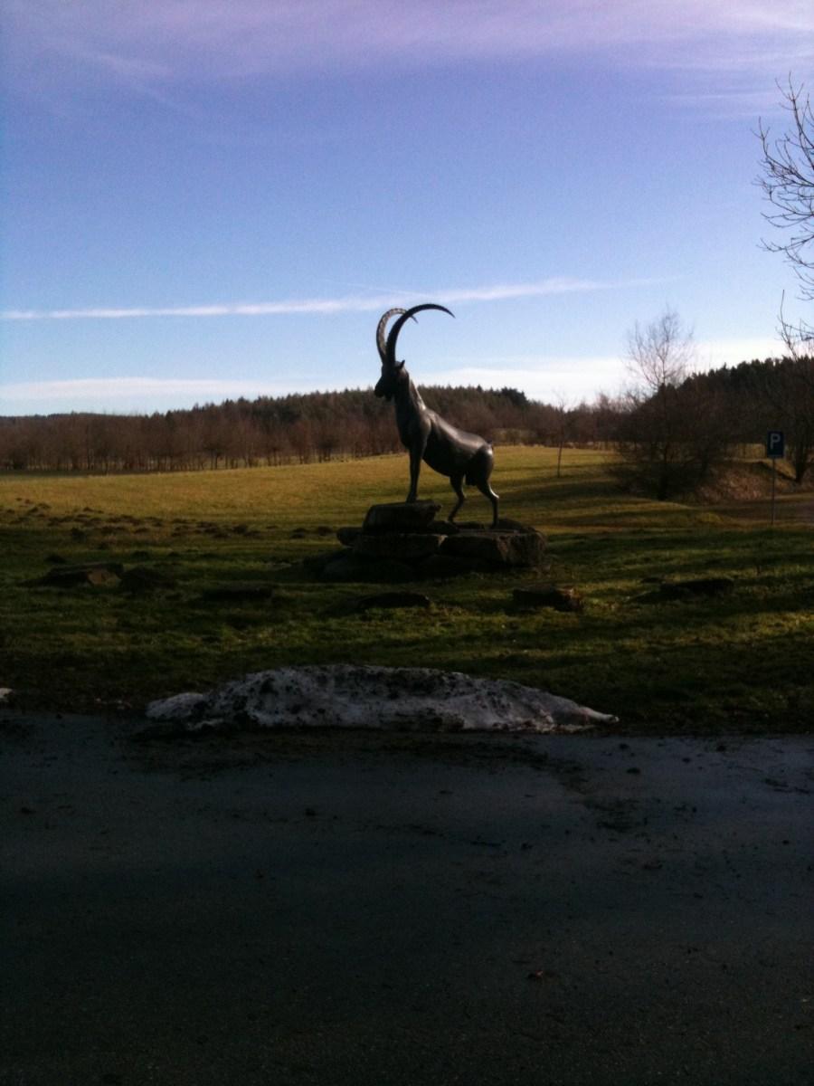 Skulptur Wild- und Freizeitpark Allensbach