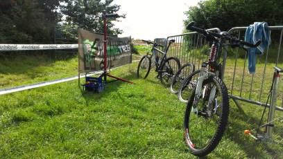 bikes ready!