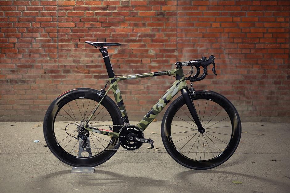 Cerv 233 Lo S3 2015 M90 Camo Pedal Room