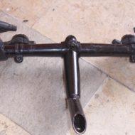 Decore sua casa com uma bike velha : Guidon passo 1