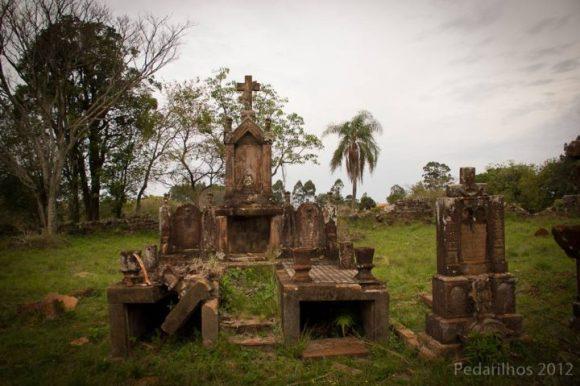 Últimos quilômetros no Brasil e a entrada nas terras Argentinas