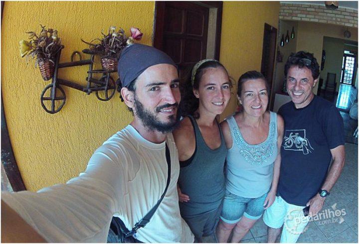 De Carona com a Família {O retorno!}