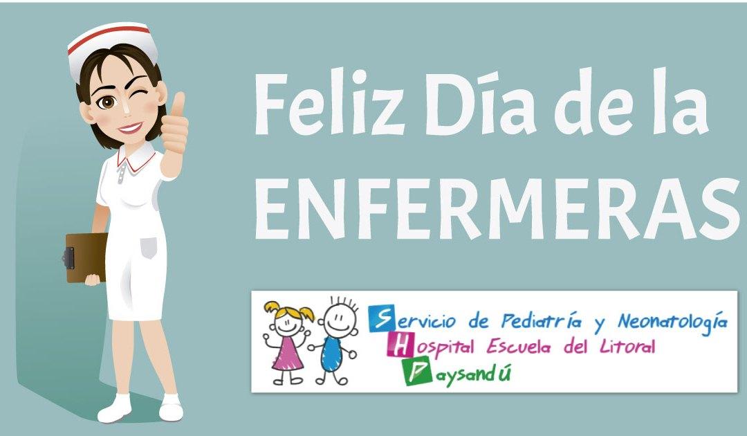 Feliz Día de las ENFERMERAS