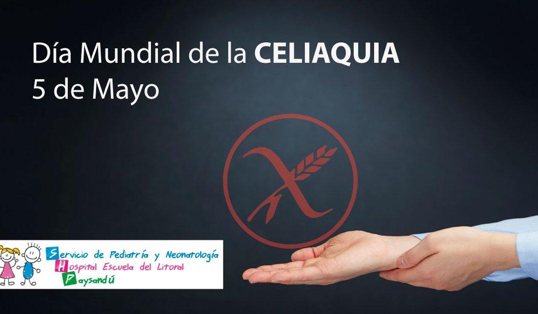5 de Mayo día mundial de la Celiaquia