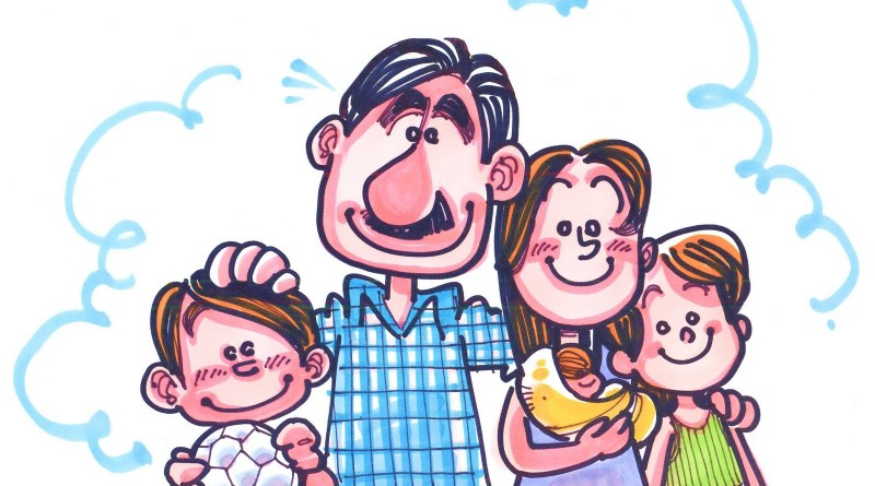 Objetivo de las familias, educar