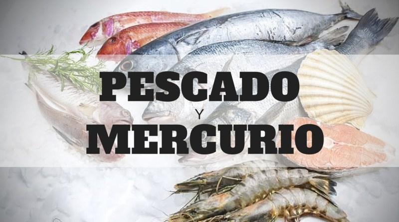 Atención al consumo de pescado con elevada cantidad de mercurio