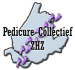 Pedicure Collectief ZHZ LOGO