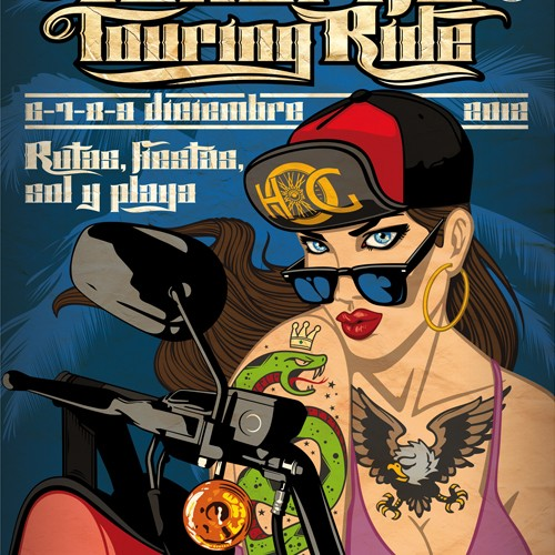 4 Tenerife Touring Ride